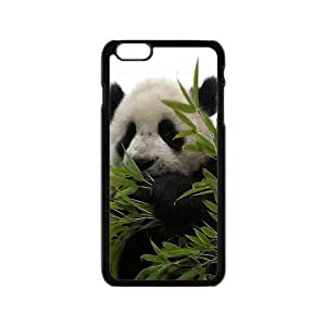 """Durable Platic Case Cover for iPhone6 4.7""""-Panda Pattern Printed Cell Phones Shell"""