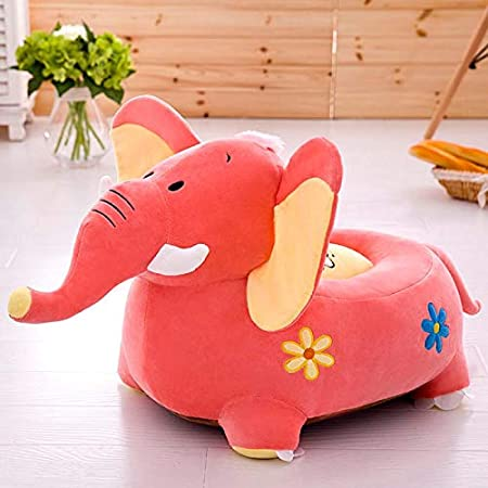 20,47 /× 19,69 /× 8,27 pollici Ape Cartoon Sofa for Kids Cute Animal Poltrona Toddlers Peluche Divano in cotone PP Colorato Dog Bee Owl Rabbit Mobili per bambini
