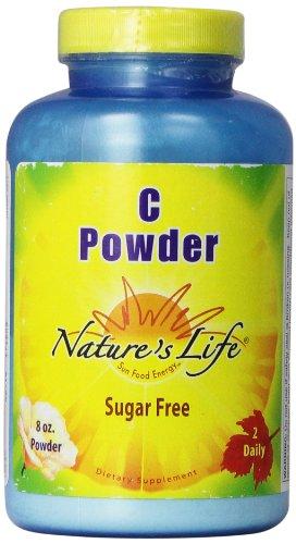 Nature's Life C+ Cal/Mag/K, Sugar Free, Powder, 8 Ounce