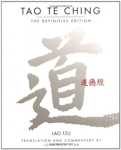 Tao Te Ching: The Definitive Edition by Lao Tzu