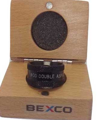 Top Quality 90D Double Aspheric Lens in Wood CASE DHL Express Shipping
