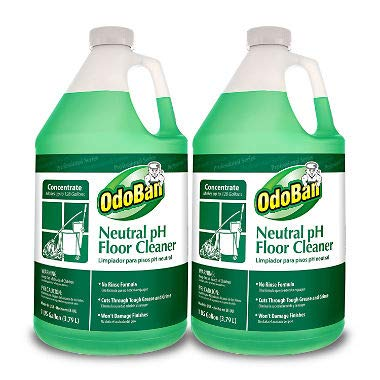 OdoBan Earth Choice Neutral pH Floor Cleaner (128 oz., 2 ct.) - (Original from manufacturer - Bulk Discount available)