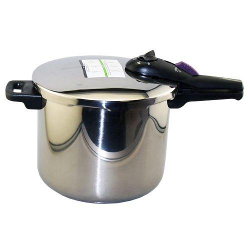 Amazon.com: Fagor Splendid 10-quart olla de presión/Canner ...