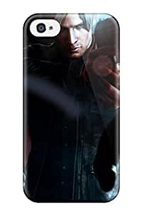 4387752K20425203 Defender PC Hard Case Cover For Iphone 4/4s- Resident Evil