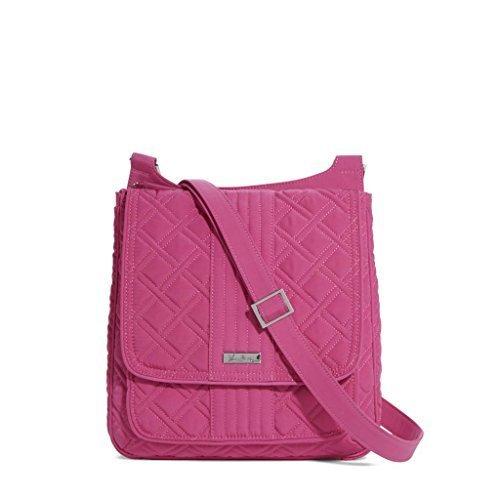Vera Bradley Mail Bag in Fuchsia, 13544-478
