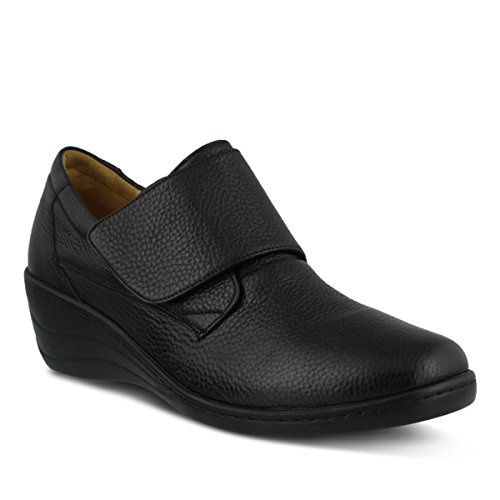 Spring Step Womens Corvo Slip On Shoe Nero