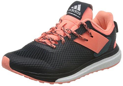 adidas Response 3 W, Zapatillas de Running para Mujer Negro (Negbas / Brisol / Vertec)