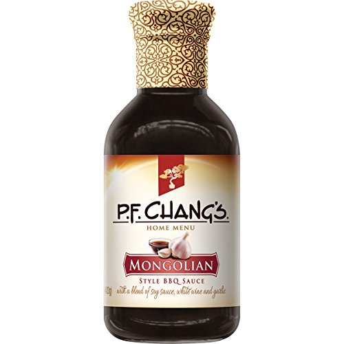 P.F. Chang's Home Menu Mongolian Style BBQ Sauce, 14.2 Ounce