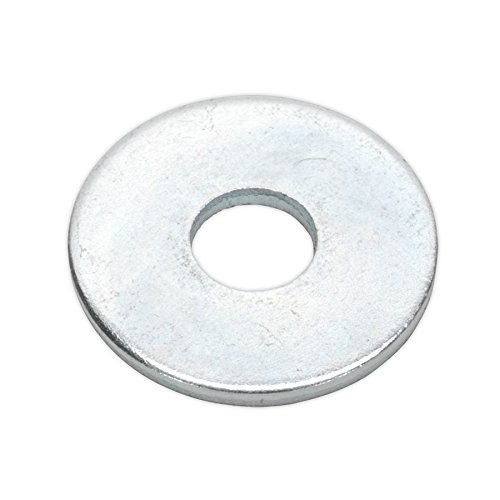 M6 x 19 mm Set of 200 Connect Workshop Consumables 31426 Repair Washers