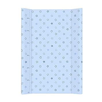 Baby Changing MAT Padded Hard Base 70X50cm Unique Designs COT New #3