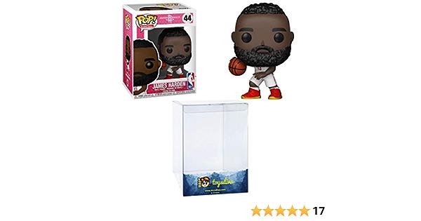 Funko Pop Houston Rockets NBA Russell Westbrook W// Protector In Stock