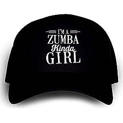 Im A Zumba Kinda Girl - Cap