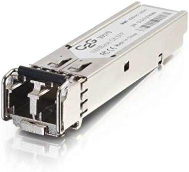 mini-GBIC C2G//Cables to Go 39579 1000Base-SX MMF SFP Transceiver Module MSA Standard Compliant