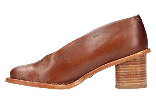 NEOSENS Schuhe S560 Leder Haut Wieder Braun