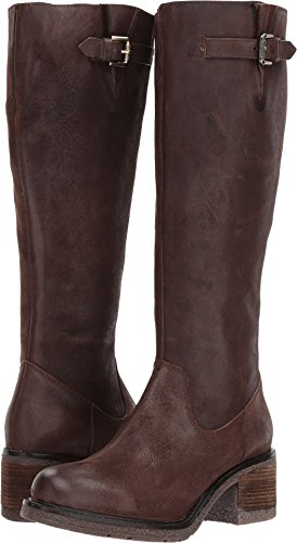 Seychelles Women's Exit Engineer Boot, Brown, 8 M US by Seychelles