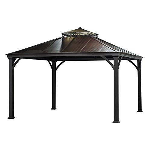 Metal Canopy (Sunjoy Jackson Hardtop Gazebo)