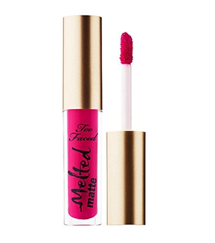 TOO FACED MELTED LIQUIFIED MATTE LONG WEAR LIPSTICK-IT'S HAPPENING TRAVEL SIZE by Too Faced Brand