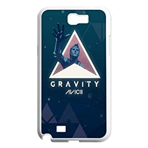 Avicii Gravity Samsung Galaxy N2 7100 Cell Phone Case White toy pxf005_5813151