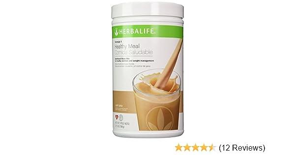 Amazon.com: Herbalife Formula 1 Shake Mix - Cafe Latte (780g): Health & Personal Care