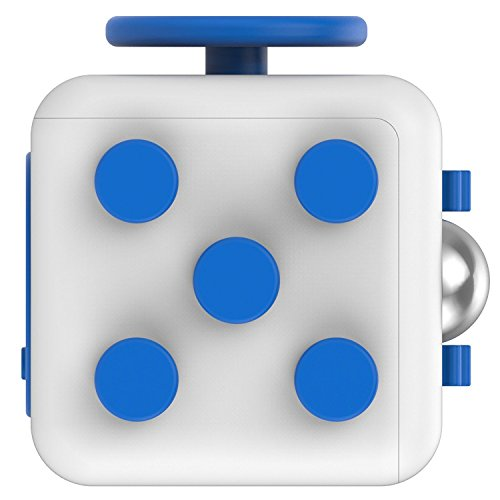 MMTX 2017 New Hand Fidget A Fidget Cube Relieves Stress For Anxiety for Adult and Children Great Gift for killing Time -