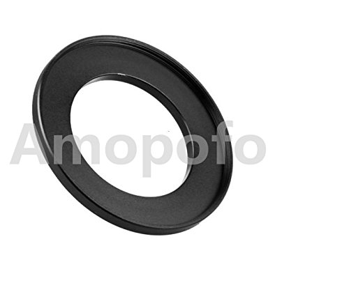 46-72mm /46mm to 72mm Step Up Ring Filter Adapter for UV,ND,CPL,Metal Step Up Ring Adapter