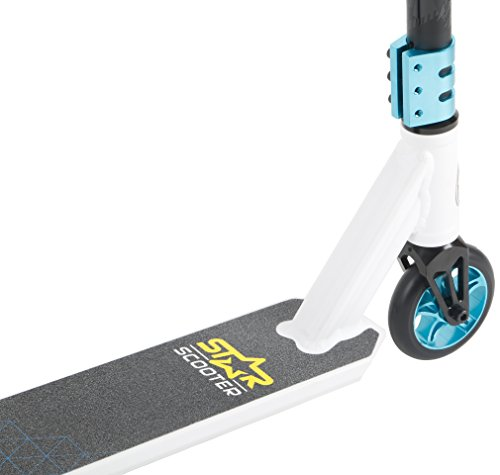 Amazon.com: STAR-SCOOTER SC-110-SJ-SE Scooter, White ...