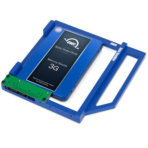 OWC SSD Data Doubler Kit For 2010 Mac mini, 250GB 2.5'' OWC Mercury Electra 3G Solid State Drive and OWC 5 Piece Toolkit by OWC