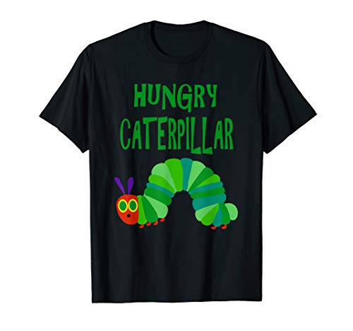 Cute Hungry Caterpillar Tshirt For Kids Who Love Butterflies