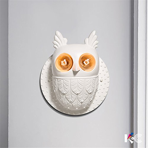Vintage Owl Outdoor Lights in US - 4