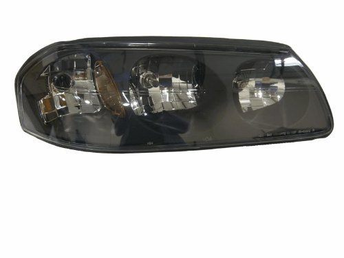 Chevy Impala Replacement Headlight Assembly - Passenger Side AutoLightsBulbs