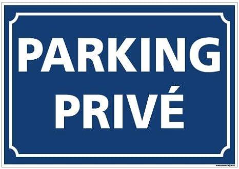 Protection Anti-UV Adh/ésif Parking Priv/é Dimensions 150x210 mm