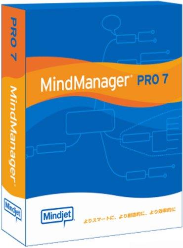 MindManager Pro 7 日本語版 シングルライセンス B000WEH71Y Parent