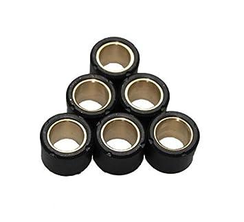 Variomatik Rollen Vario Gewichte 6 St/ück 19 x 15,5 mm 7,5 g