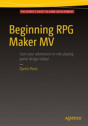 Beginning RPG Maker MV by Apress