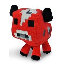Minecraft Overworld Baby Mooshroom 7-Inch Plush Toy