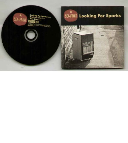 SEA FRUIT - LOOKING FOR SPARKS - CD (not vinyl) -