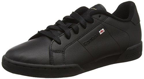Reebok Npc Ii Ne, Zapatillas de Running Para Mujer Negro (Black / Black)