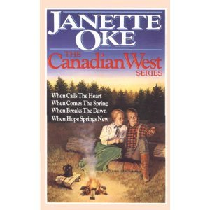 book cover of Canadian West