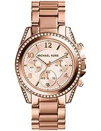 Women's Blair Rose Gold-Tone Watch MK5263