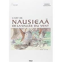 ART DE NAUSICAÄ ARTBOOK (L') : DE LA VALLÉE DU VENT