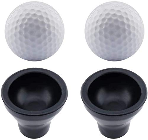 yamaso Black Golf Ball Pick up Tool(Golf Ball not Included)