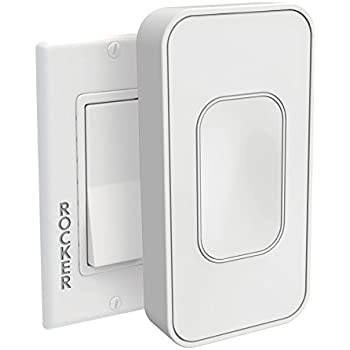 Amazon switchmate snap on instant smart light switch that switchmate snap on instant smart light switch that listens switchmate rocker publicscrutiny Images