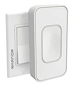 Switchmate Snap-On Instant Smart Light Switch That Listens - Switchmate RSM001WCAN Rocker