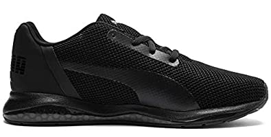 3fdd50e8361 Puma Cell Ultimate Mens Black Textile Athletic Lace Up Training Shoes 7