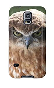 Miguel Jumique's Shop New Arrival Case Cover With Design For Galaxy S5- Owl 4657601K61716999