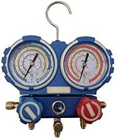 REPORSHOP MANOMETRO ANALIZADOR 1 Via con Visor 68mm Baja R410A R407C R404A R134A