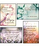 Text Sample Card 1 Copy: Cover: God holds you when you don't know what to do next. God still loves you when you doubt Him. God prays for you when you don't have words to pray for yourself.... Inside: In the same way, the Spirit helps us in ou...