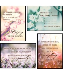 amazon com love and support niv scripture greeting cards boxed