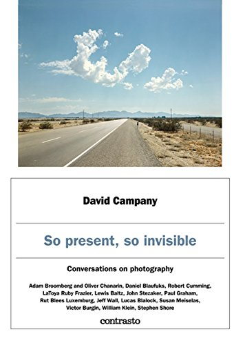 (So Present, So Invisible: Conversations on Photography)
