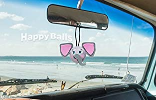 Tenna Tops Car Antenna Topper//Antenna Ball//Mirror Dangler Elephant